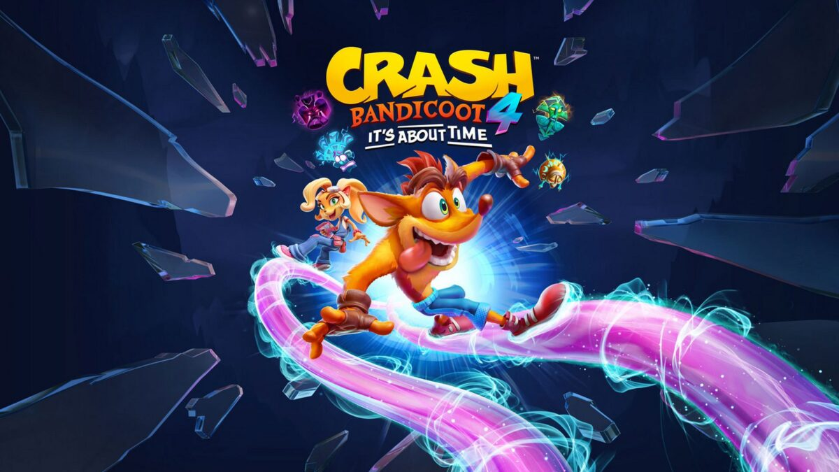 Crash Bandicoot 4: It's About Time nofeeshost